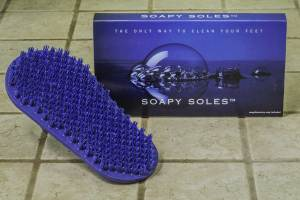 Packaging Design Soapy Soles