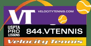 Velocity Tennis Logo