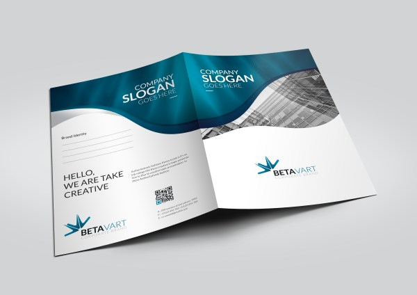 Halley Corporate Identity Brand Pack