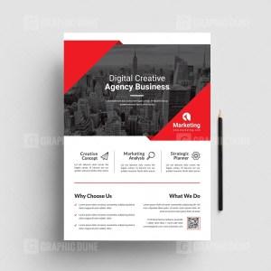 PSD Event Flyer Templates