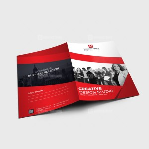 EPS Corporate Folder Template