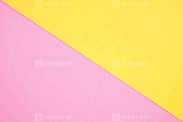 Yellow and pink geometric background
