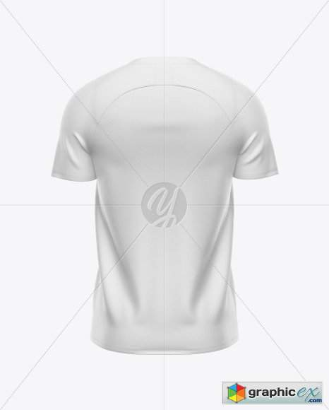 Download Men's Soccer Jersey Mockup 46584 » Free Download Vector ...