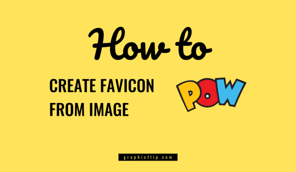 How to Create Favicon ICO file from Image PNG JPG or SVG