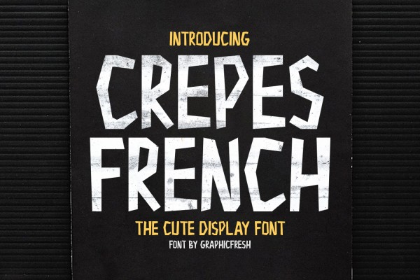 Crepes French 01