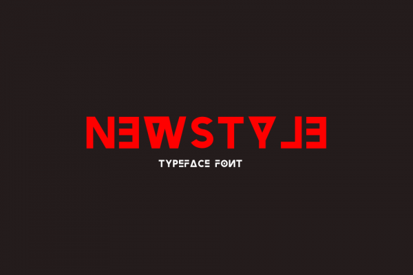 Newstyle_Typeface_Font_1