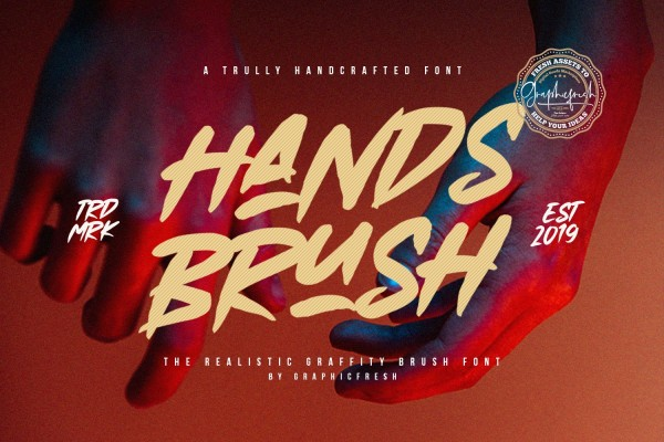 Hands Brush 01