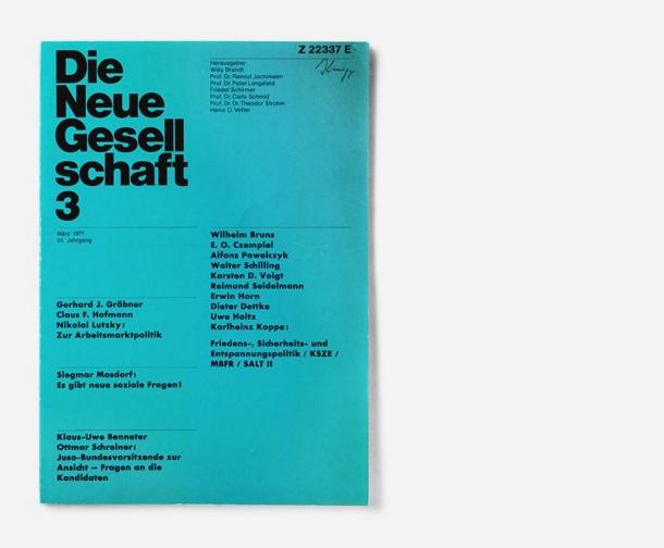 Helmut Hug Graphic Hug