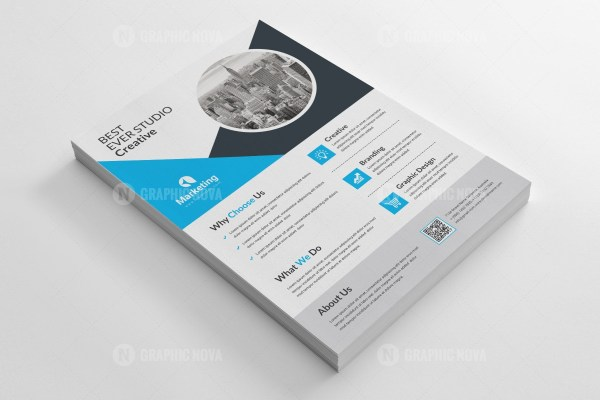 PSD Business Flyers
