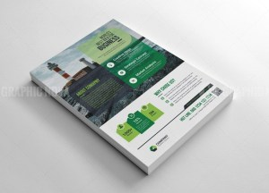 Executive Flyer Templates