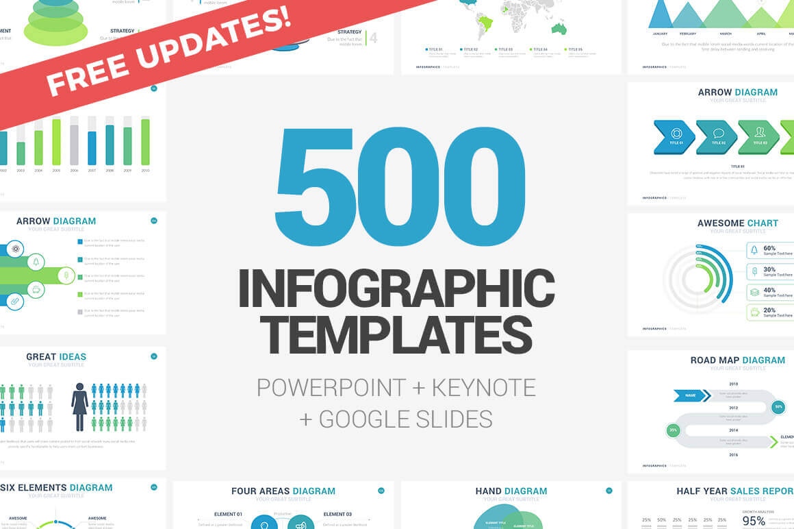 Infographic Templates for Powerpoint Keynote and Google Slides