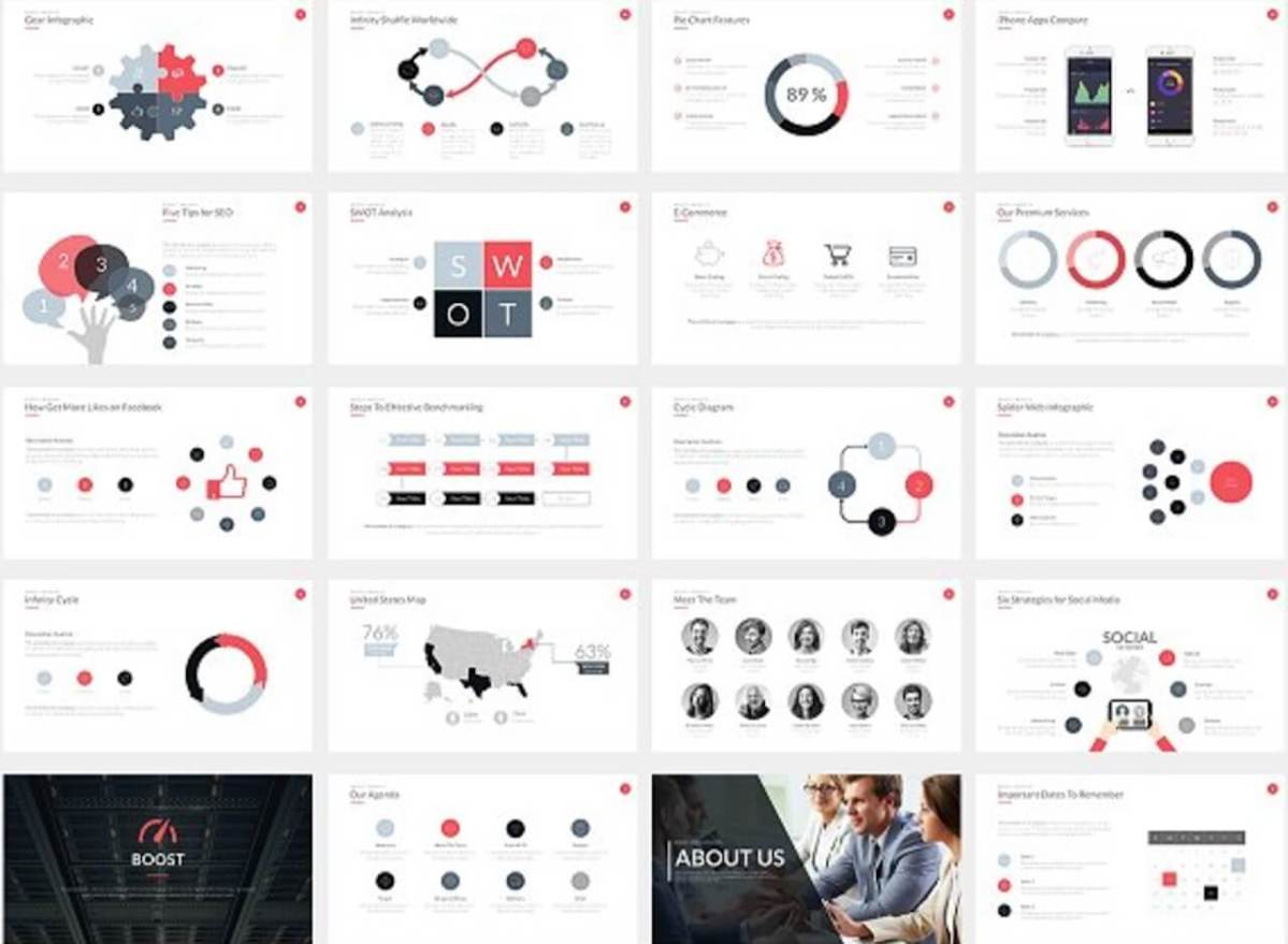 Boost Powerpoint Template -min