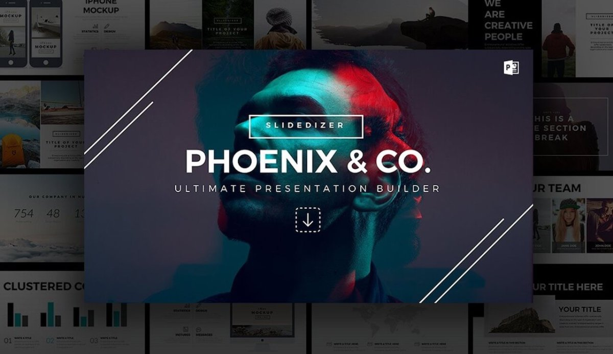 30+ best highly flexible powerpoint templates 2017, Presentation templates