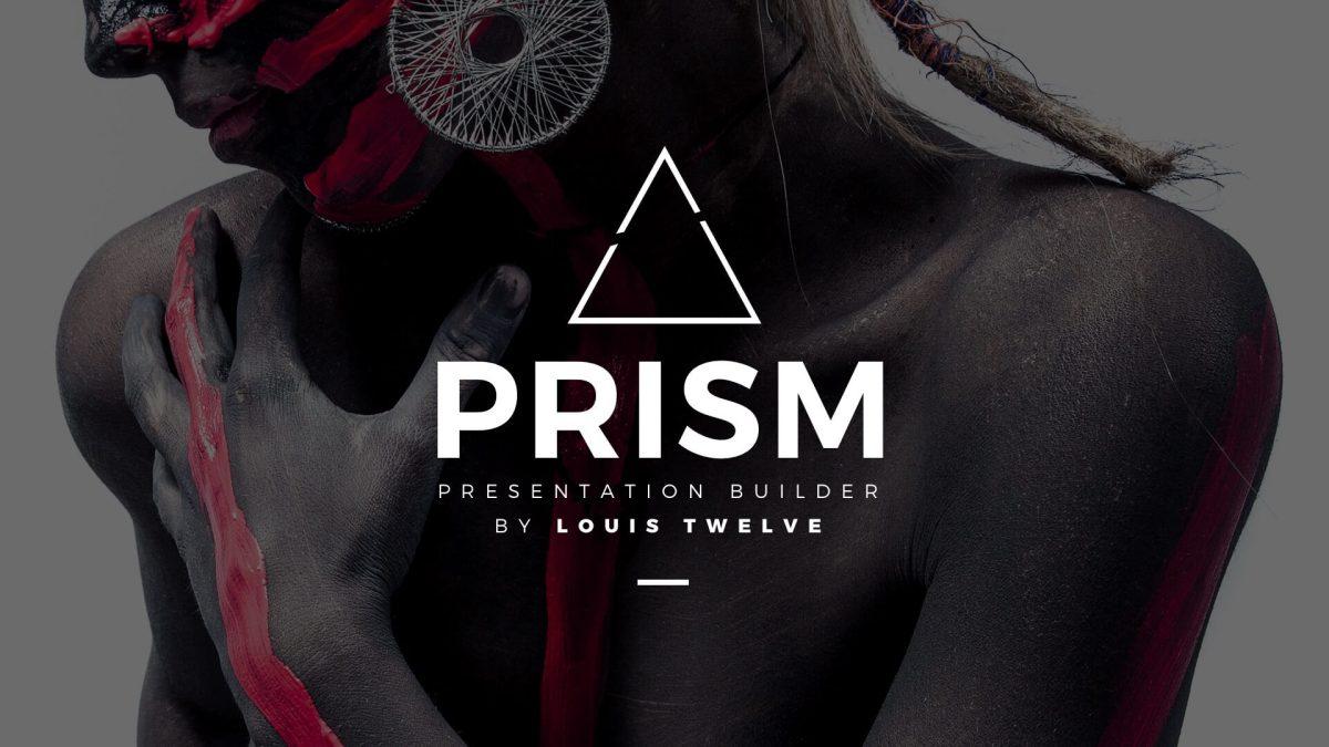 Prism Minimal PowerPoint Template Builder -min