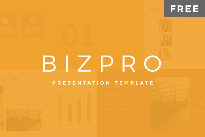 The 55 best free powerpoint templates of 2018 updated free presentation template best free powerpoint templates download toneelgroepblik Gallery