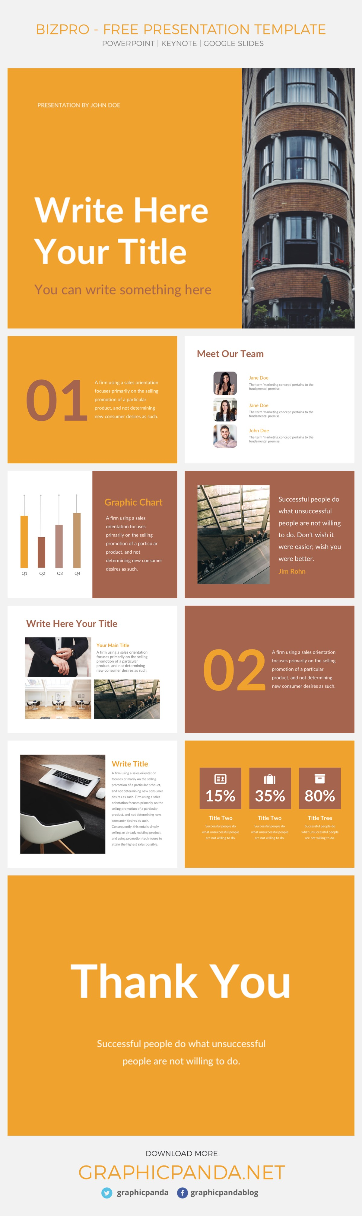Top 35 best free keynote templates of 2018 are you looking for a new way to present all your sales or marketing data alramifo Image collections