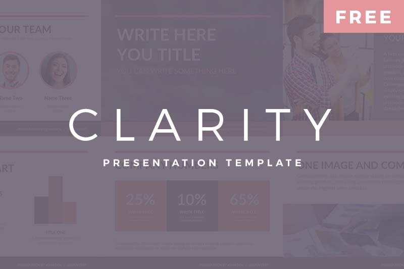 The 75 Best Free Powerpoint Templates of 2018  Updated  FREE Presentation Template business powerpoint templates free powerpoint  templates
