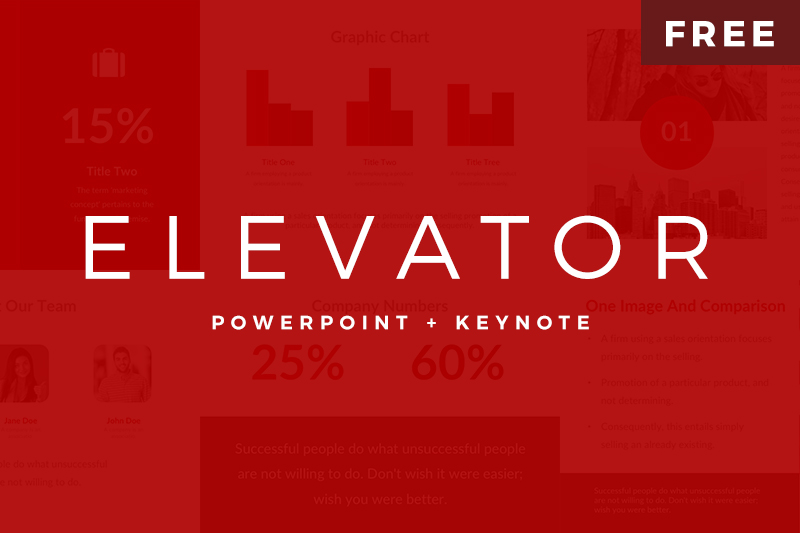 Free PowerPoint and Keynote Template Best Free Powerpoint Templates