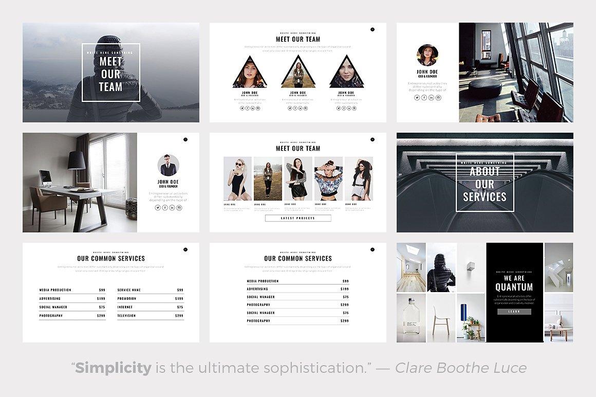 The 24 best minimalist powerpoint templates of 2018 best minimalist powerpoint templates best minimal keynote themes best google slides themes download toneelgroepblik Gallery