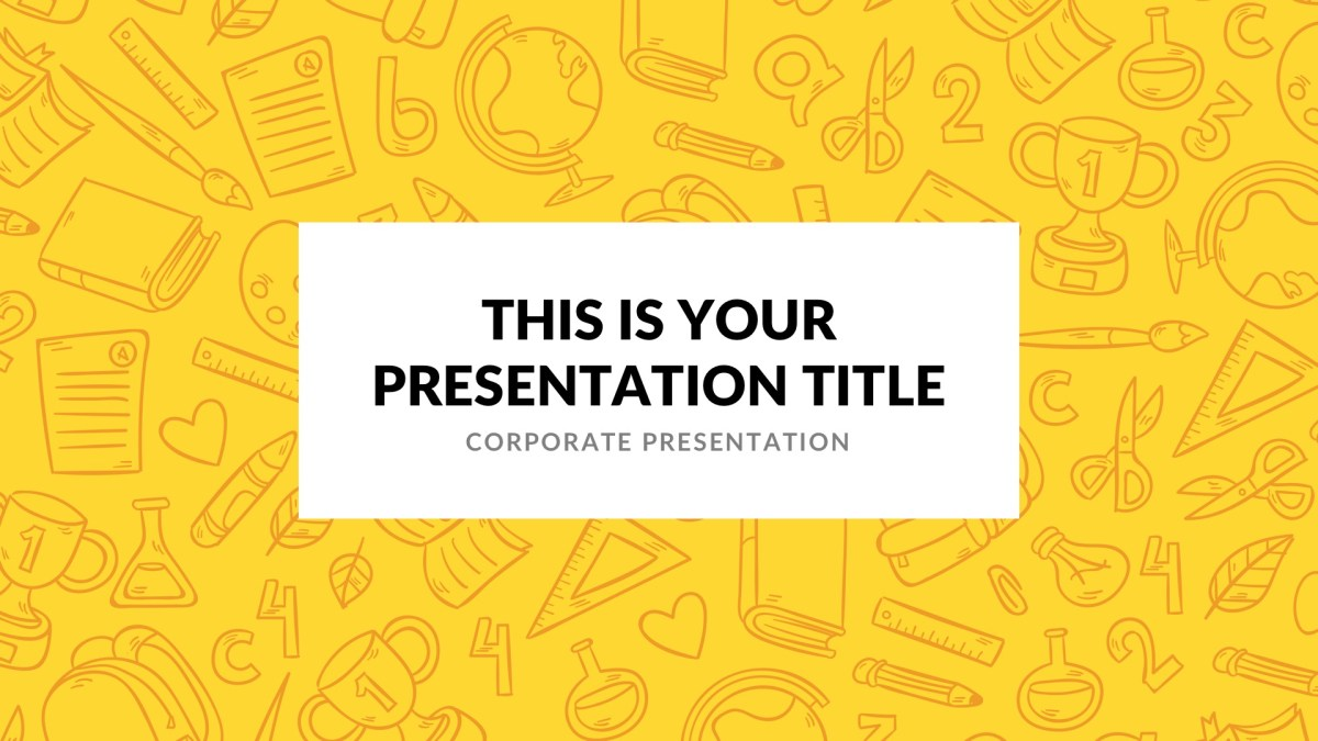 Top 60 best free keynote templates of 2018 elementary free powerpoint template google slides keynote toneelgroepblik