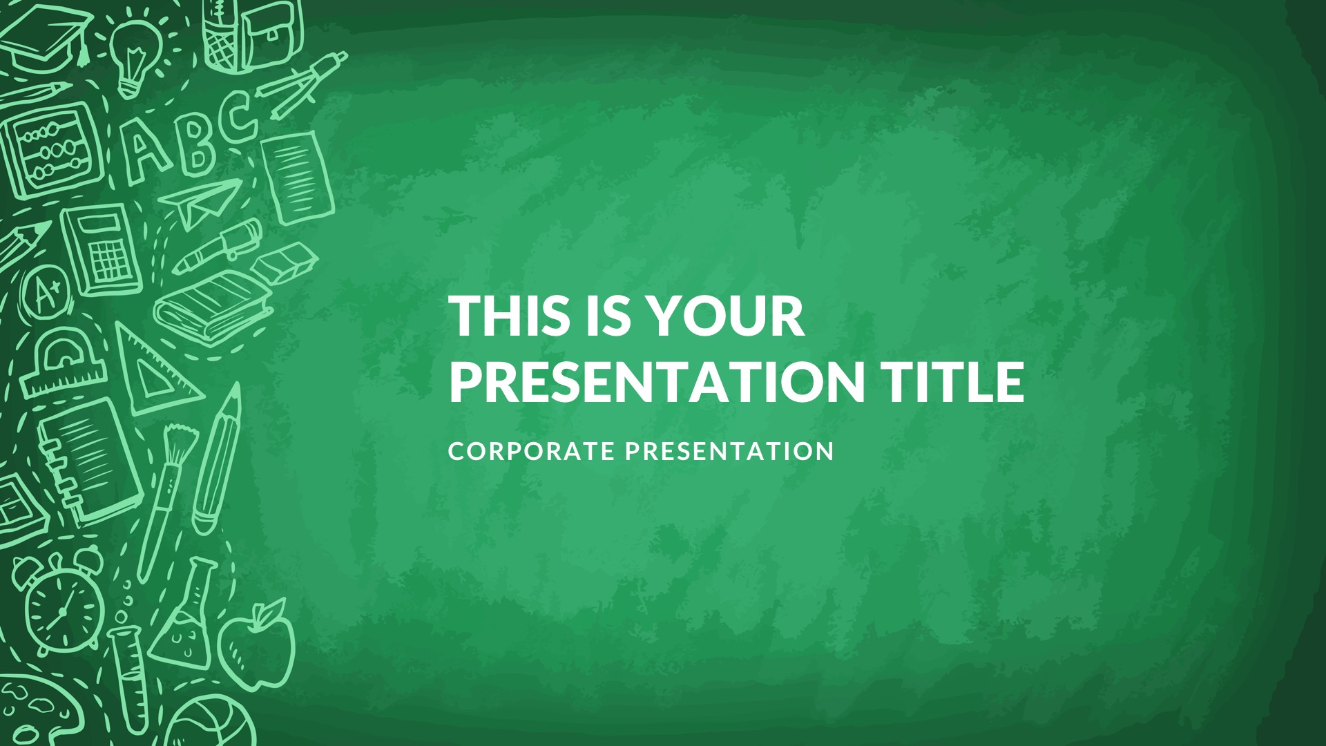 what is a powerpoint theme