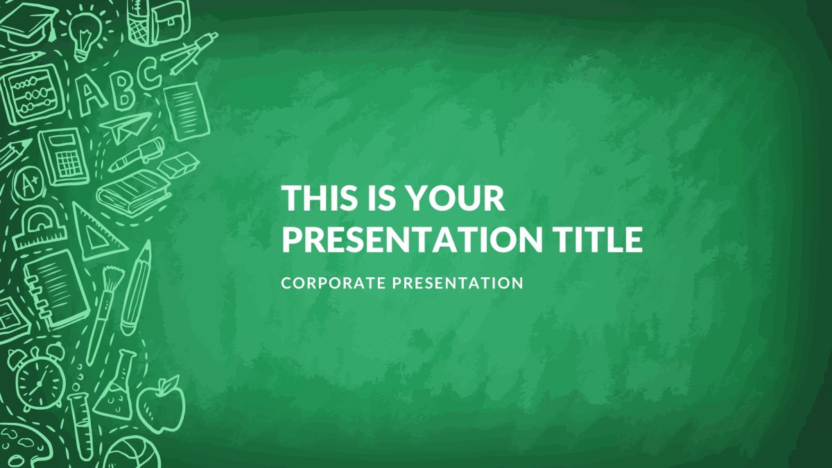 Top 60 best free keynote templates of 2018 greenboard free powerpoint template google slides keynote toneelgroepblik Choice Image