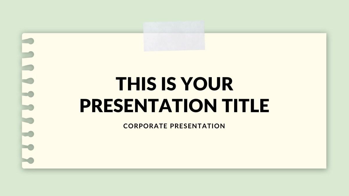 school free google slides keynote theme and powerpoint