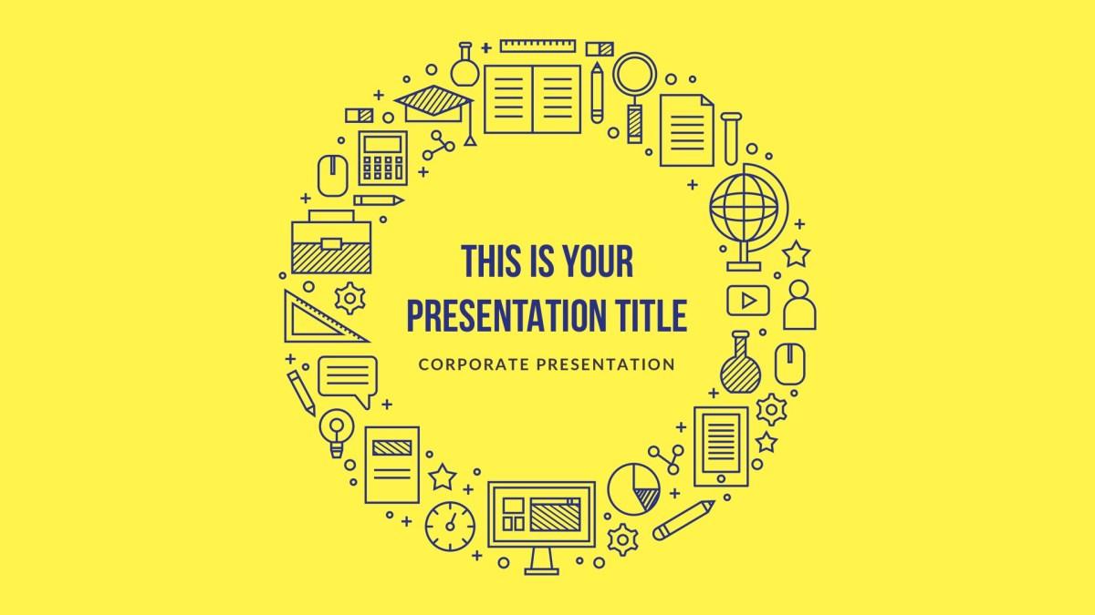 Uni Free PowerPoint Template, Google Slides, Keynote