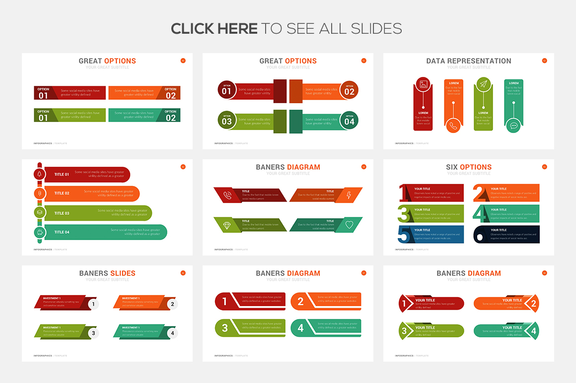 20 banner infographic templates powerpoint keynote google slides banner infographic templates powerpoint templates keynote themes google slides toneelgroepblik Image collections