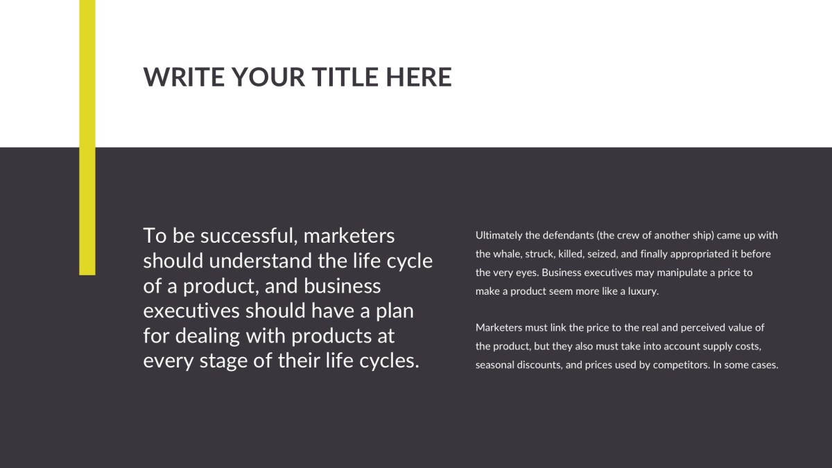 Business Proposal Free Google Slides Powerpoint And Keynote Template