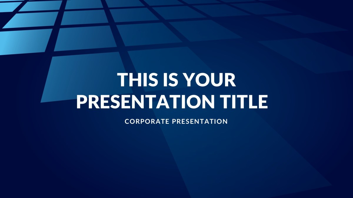 haven real estate free powerpoint template apple keynote google slides