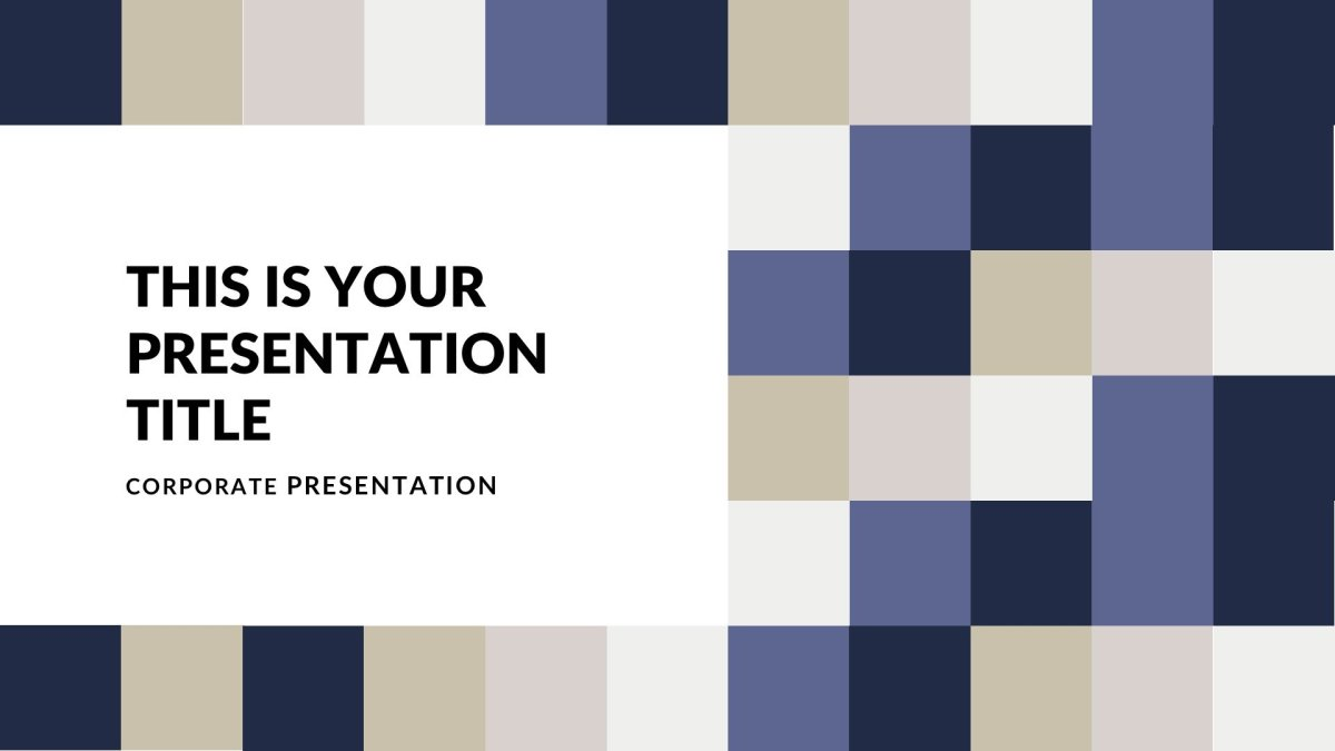 Mercury Business Free PowerPoint Template