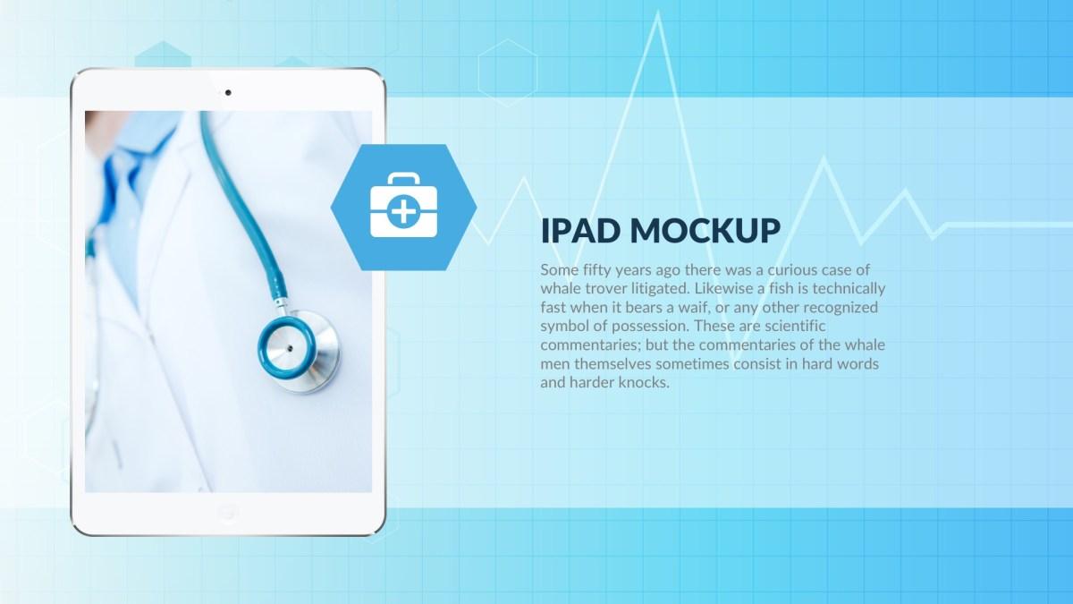 Alpha Medical Free PowerPoint Template, Google Slides, Keynote