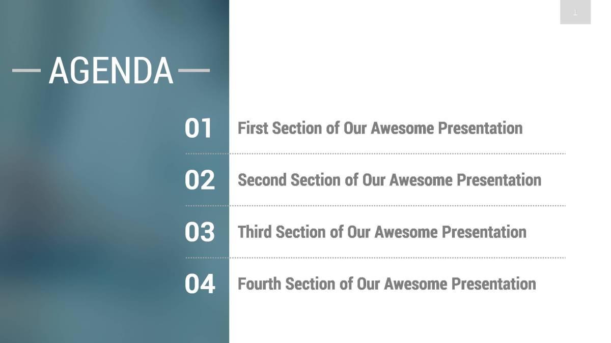 Concept Google Slides Presentation