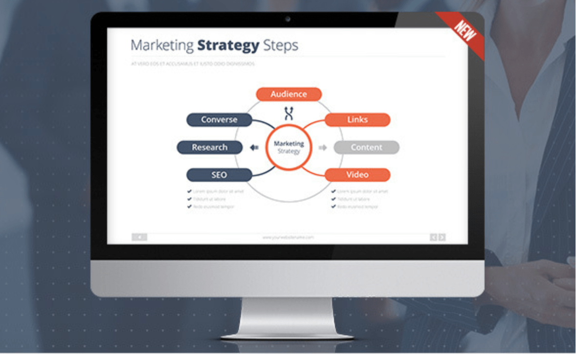 Marketing Strategy Keynote Theme