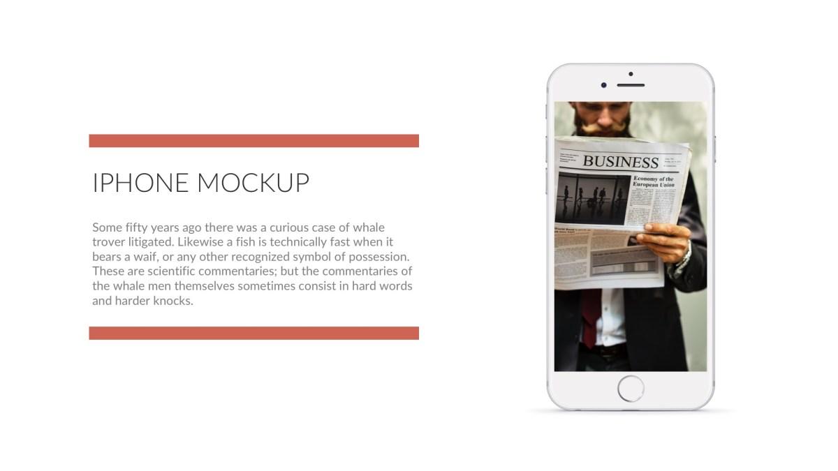 BLK Business Free PowerPoint Template, Keynote Theme, Google Slides