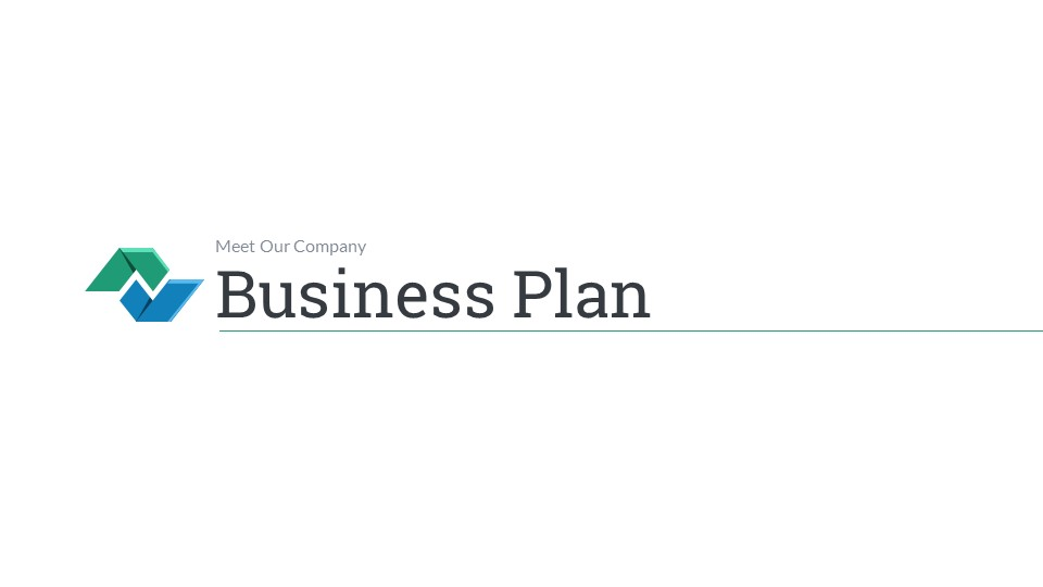 Business Plan Success PowerPoint Template