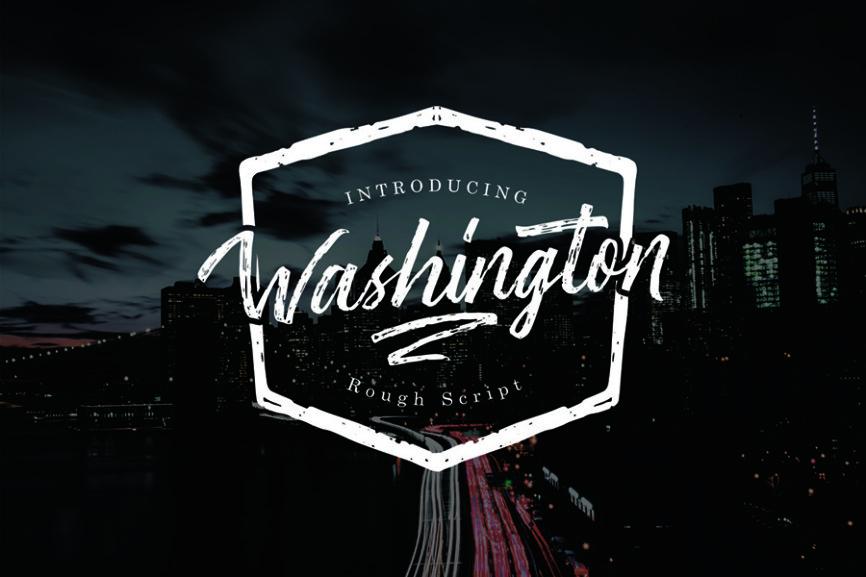 01 - Washingtom Rough Script Demo
