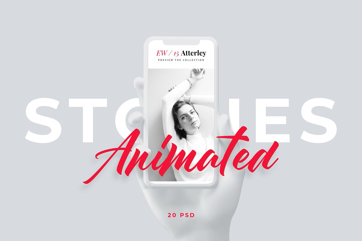 45. 02-ANIMATED Stories Templates