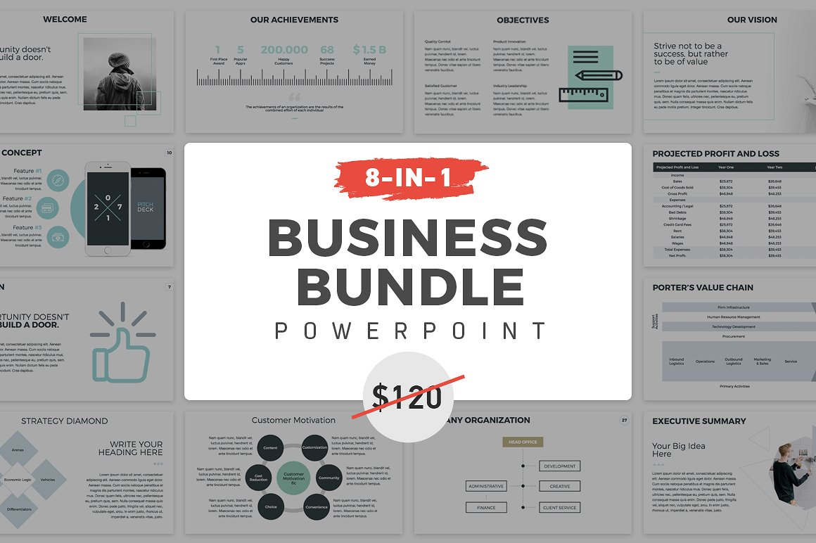 5 - 8-1 PowerPoint Bundle