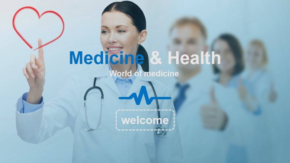 7. Medical PowerPoint Presentation Template
