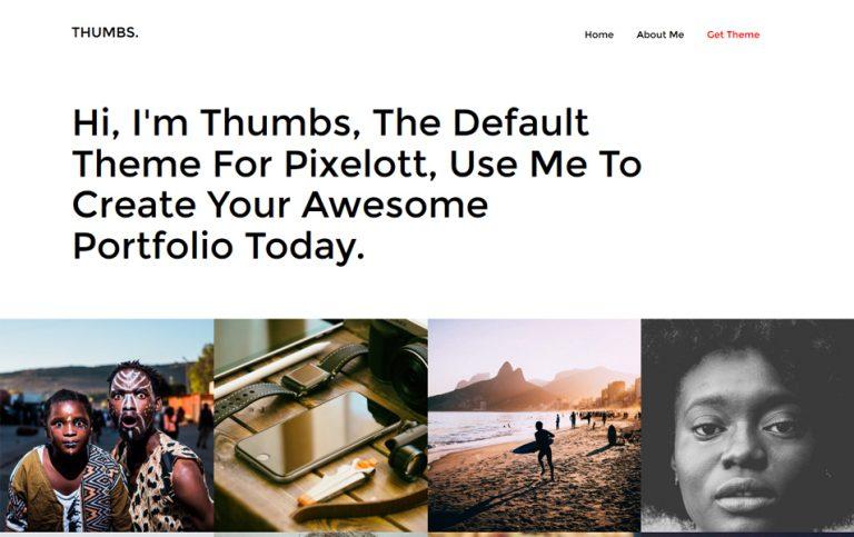 18 - Thumbs Portfolio