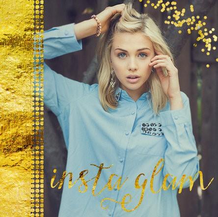 2. Insta Glam Instagram Templates PSD