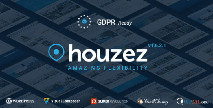 22 - Houzez Real Estate WordPress Theme