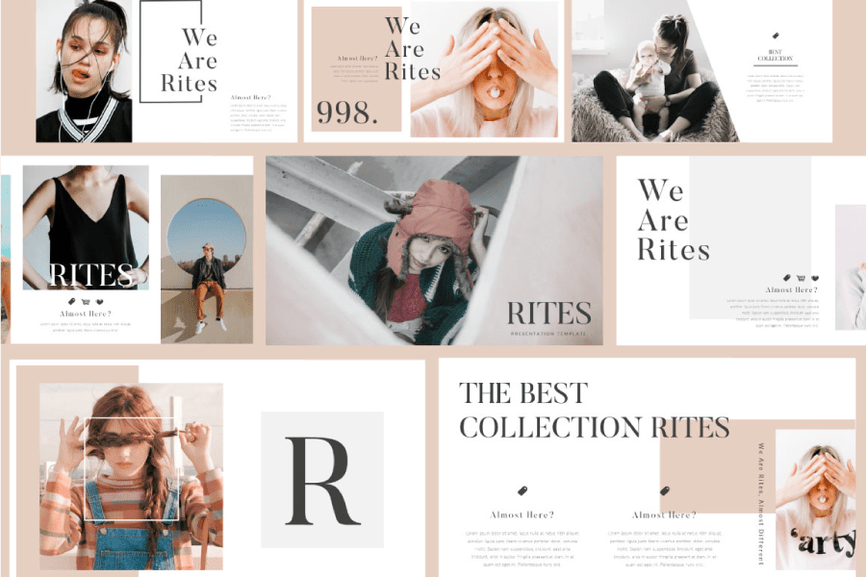26 - Rites Free Presentation Template