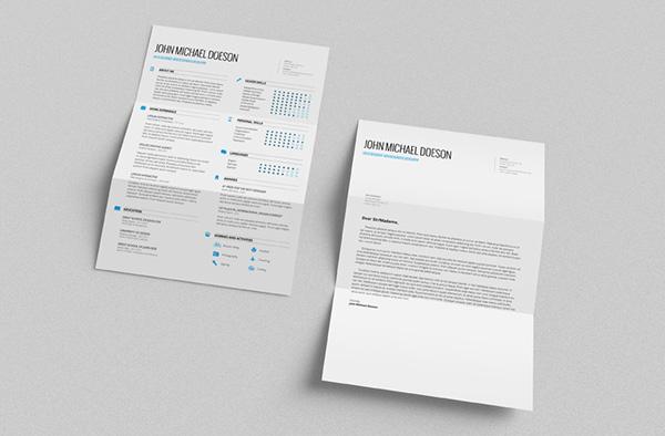 34. FREE Resume + Cover Letter