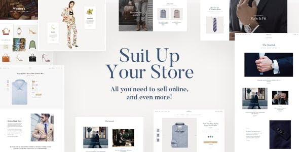 46 - 5th Avenue - WooCommerce WordPress Theme