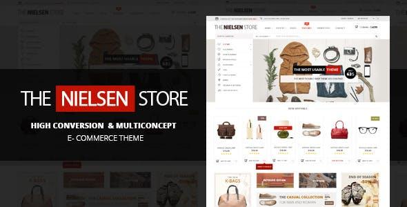 49 - Nielsen - E-commerce WordPress Theme