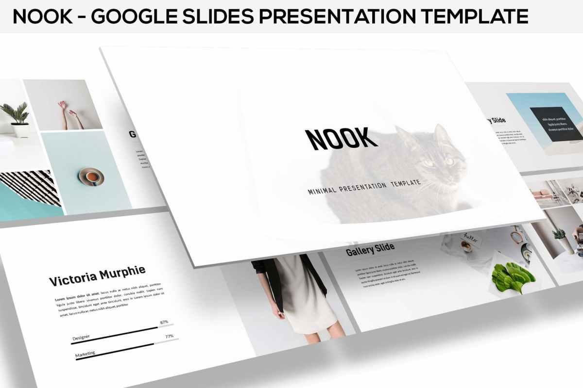 Minimal Google Slides Template
