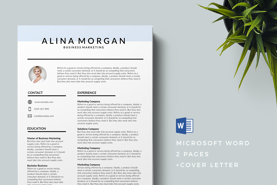 Related cover letter & resumes. 75 Best Free Resume Templates Of 2019